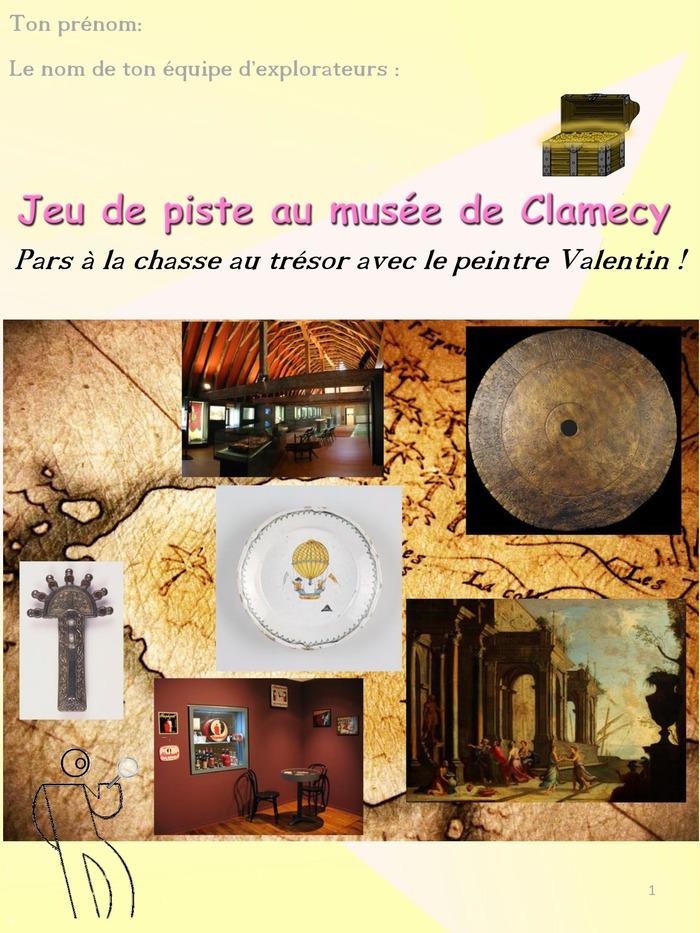 Journées du patrimoine 2018 - Jeu de piste : à la recherche du trésor du duc de Bellegarde