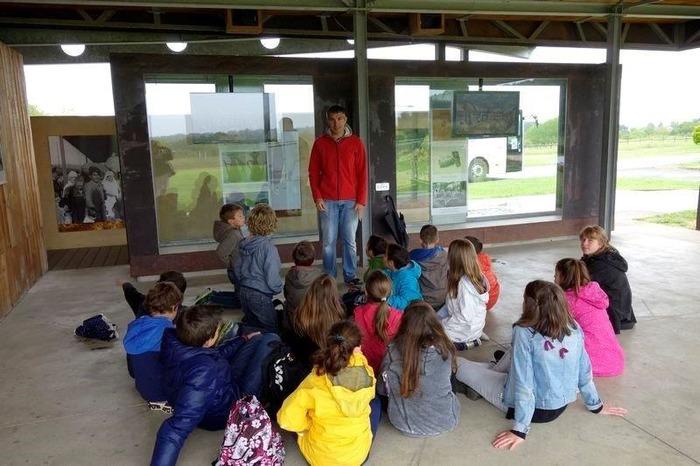 Journées du patrimoine 2018 - Jeu de piste au camp de Gurs