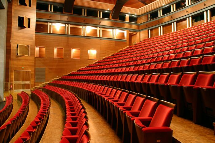Crédits image : Théâtre des Salins