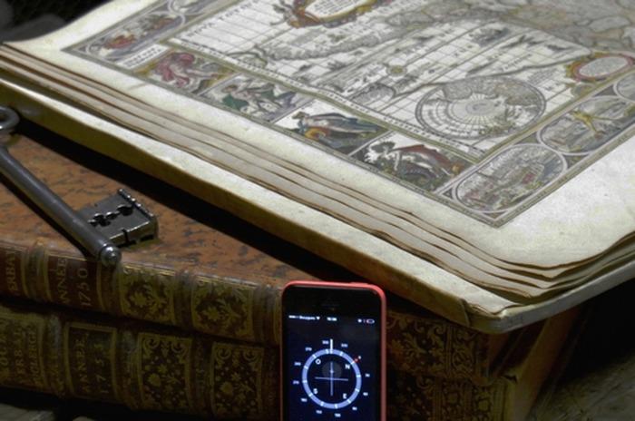 Journées du patrimoine 2018 - jeu de piste dans la bibliothèque-musée