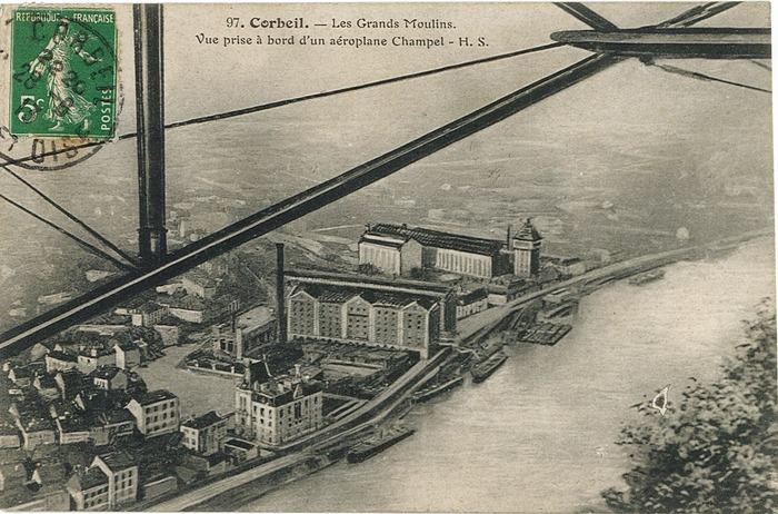 Crédits image : Mairie de Corbeil-Essonnes