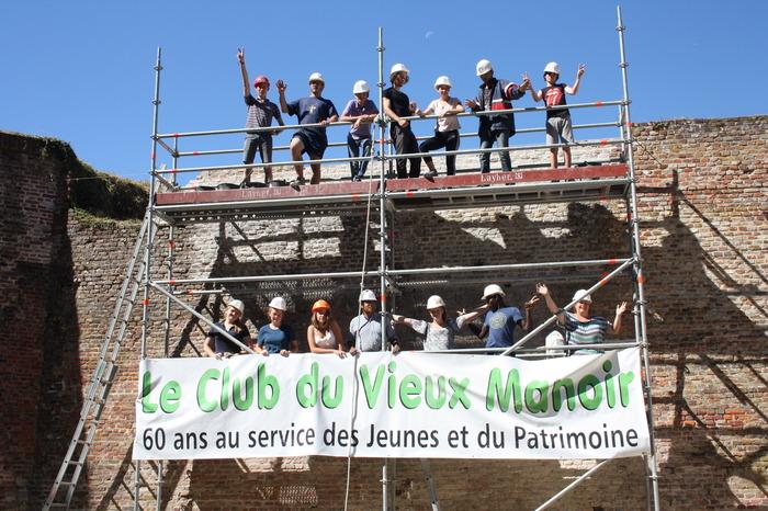 Crédits image : Club du Vieux Manoir
