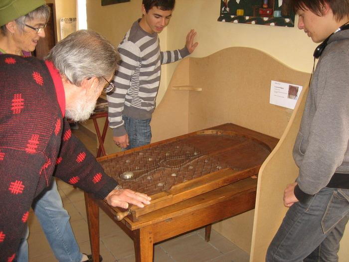 Journées du patrimoine 2018 - Jeux bressans au musée