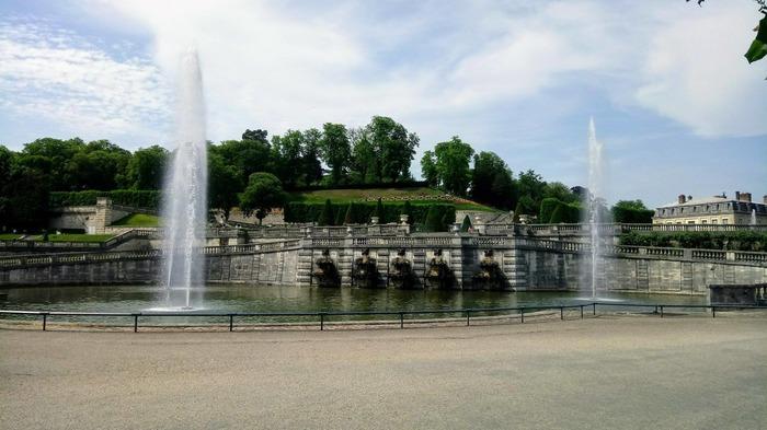 Journées du patrimoine 2017 - Jeux d'eau