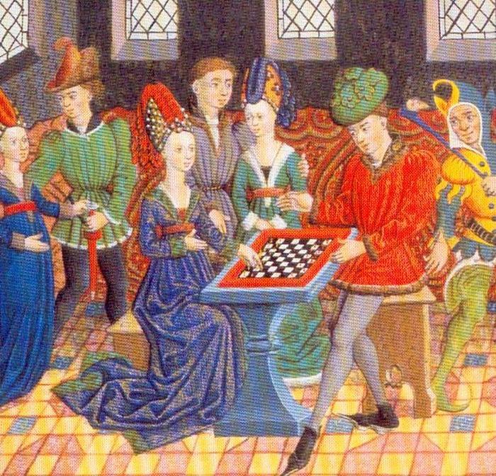 Journées du patrimoine 2017 - Jeux de société médiévaux