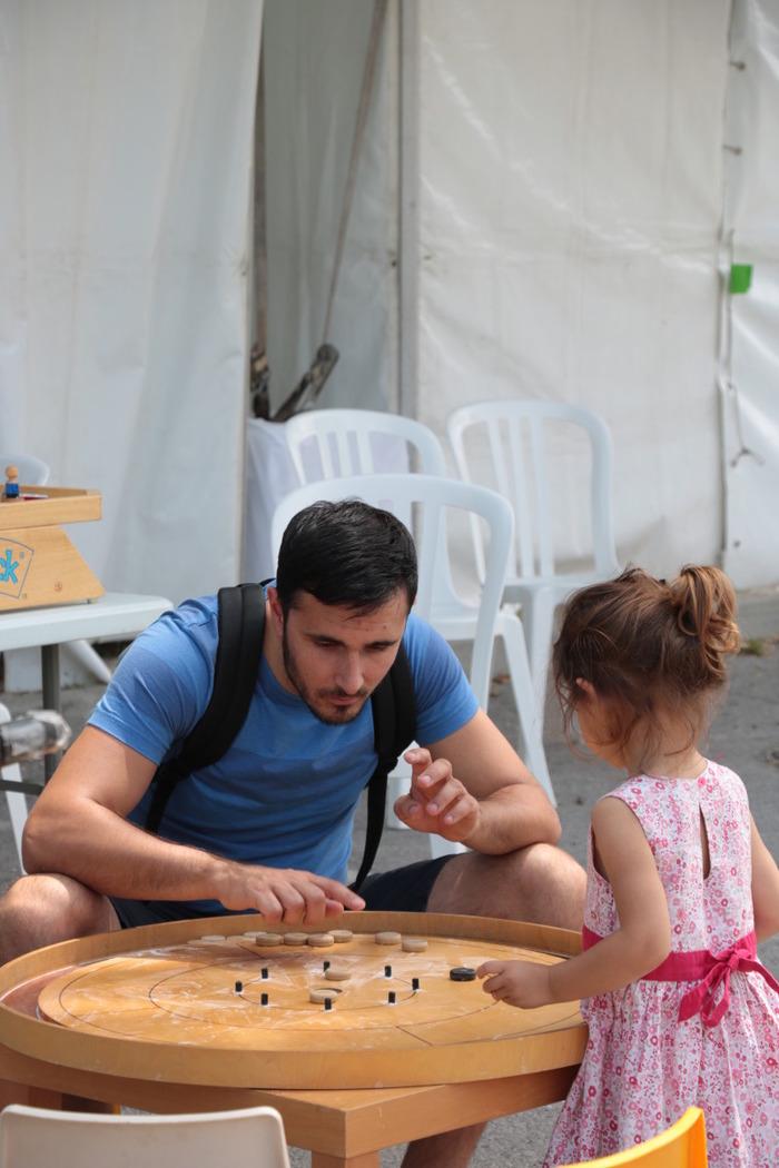 Journées du patrimoine 2018 - Jeux en partage