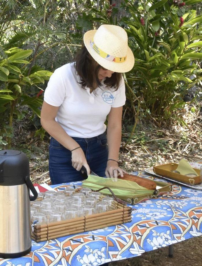 Journées du patrimoine 2018 - Jeux lontan et dégustation avec Pépite fait main