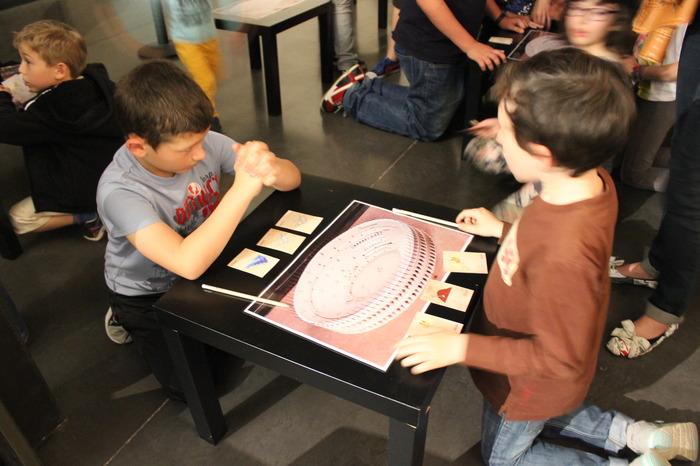 Journées du patrimoine 2018 - Jeux sur l'Antiquité et l'archéologie
