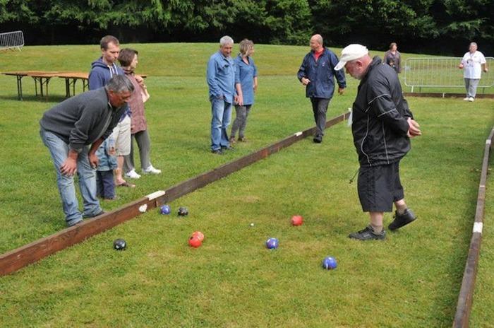 Journées du patrimoine 2018 - Jeux traditionnels bretons