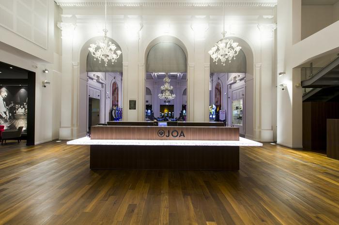 Journées du patrimoine 2018 - Visite libre de JOA Casino d'Uriage.