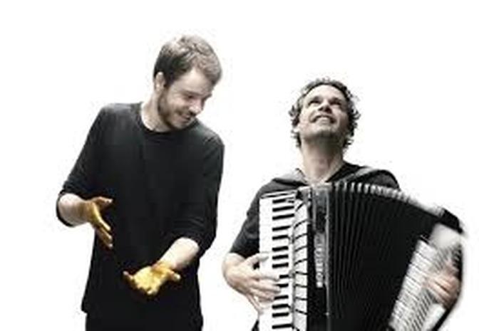 Joao Cavalcanti et Mercelo Caldi