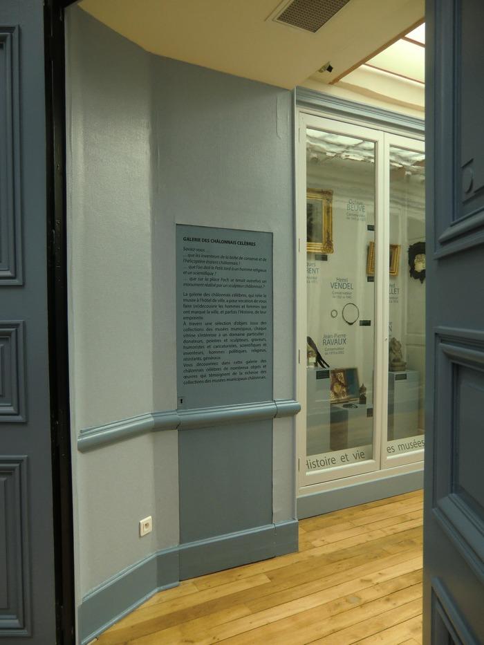 Crédits image : Photographie Caroline NIESS-GUERLET, musées de Châlons-en-Champagne