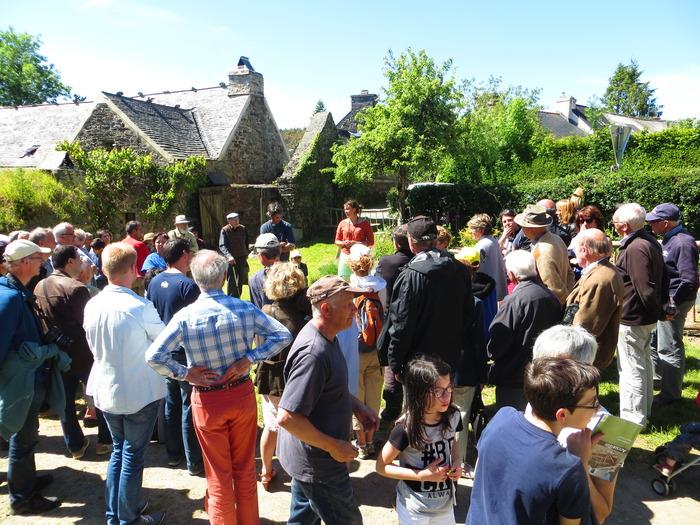 Journées du patrimoine 2018 - Jour de fête à Saint-Rivoal !