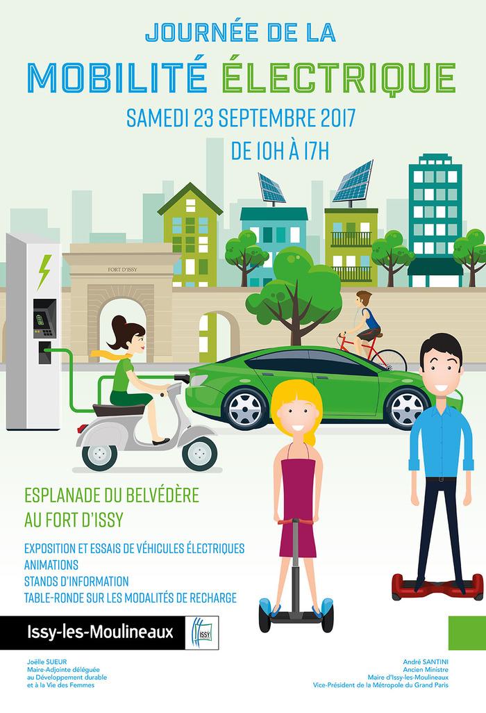 Journée de la mobilité électrique