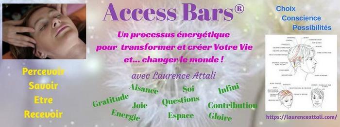 Journée de Trans-Formation avec Access Bars®