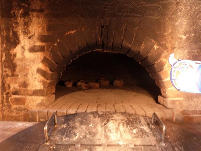 Journées du patrimoine 2017 - Démonstration de fabrication du pain à l'ancienne