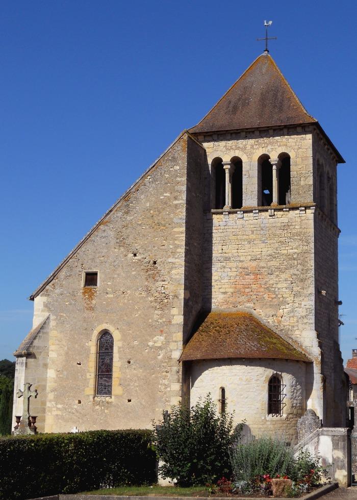 Journées du patrimoine 2019 - Découvrez l'Église Saint-Étienne de Sauvigny-les-Bois