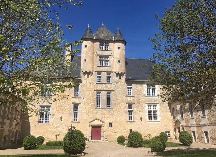 Journées du patrimoine 2018 - Visite guidée du Château d'Avanton