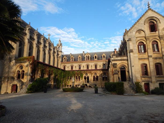 Journées du patrimoine 2018 - Découverte du lycée de l'Assomption