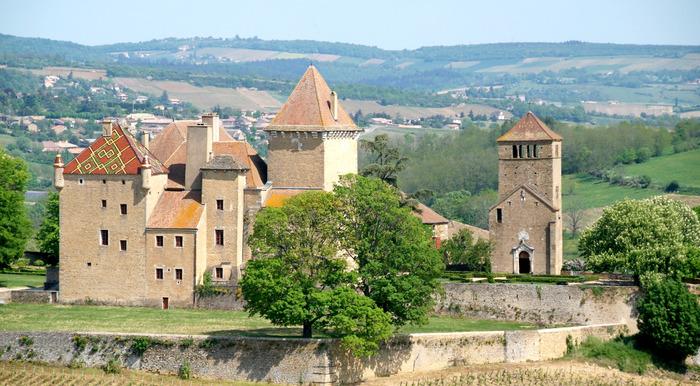 Journées du patrimoine 2017 - Journée du patrimoine au château de Pierreclos