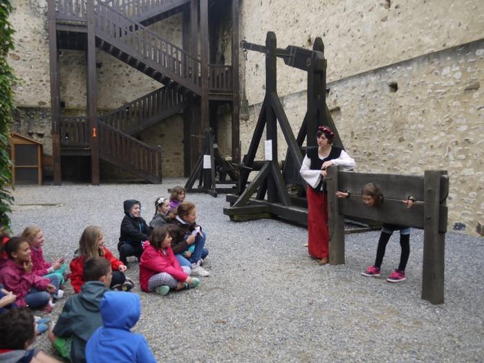 Journées du patrimoine 2017 - Visite guidée du château de Mauvezin