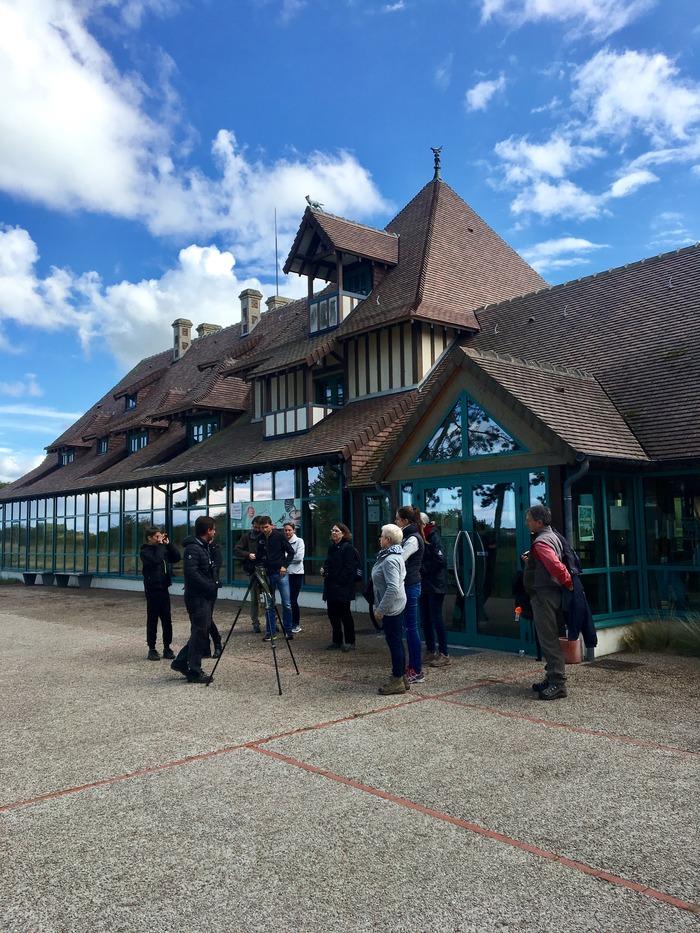 Journées du patrimoine 2018 - Visite guidée de la maison de la nature et de l'estuaire