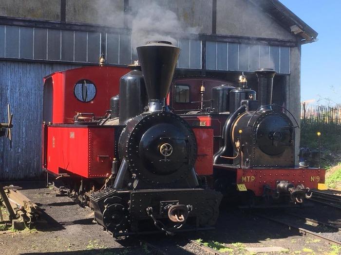 Journées du patrimoine 2018 - Visite découverte des trains historiques