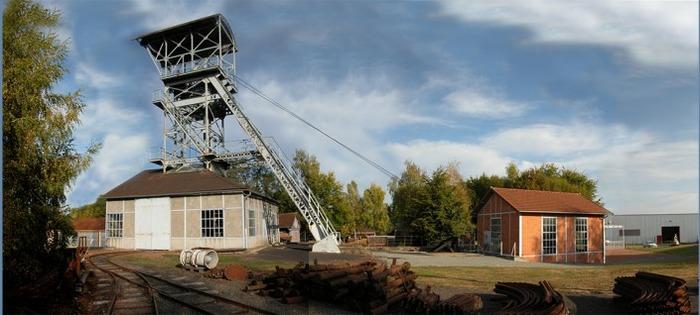 Journées du patrimoine 2018 - Visite d'une galerie de mine