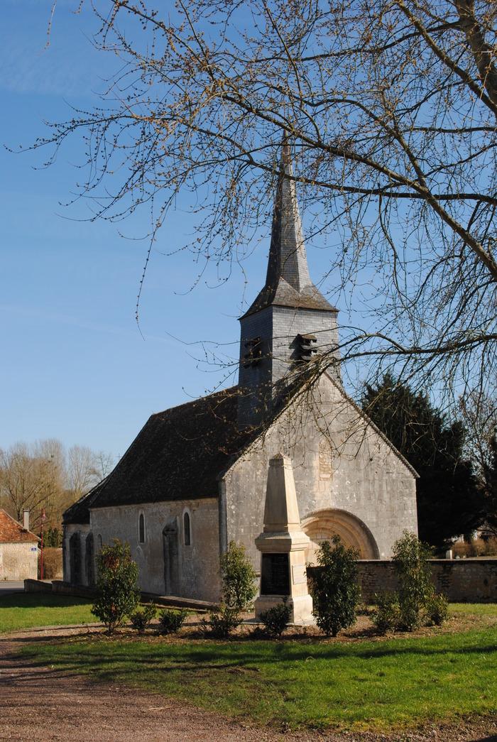 Journées du patrimoine 2018 - Visite guidée de l'Église Saint-Martin de Garchy