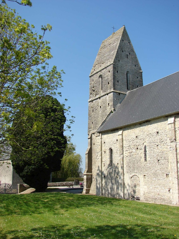 Journées du patrimoine 2018 - Visite guidée de l'église de Saint-Clément
