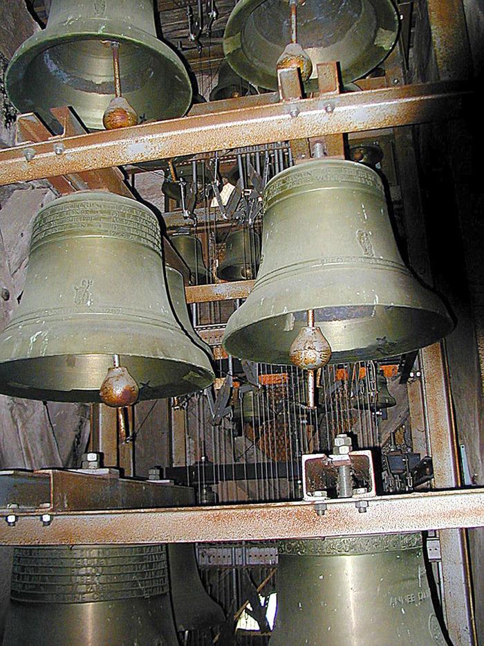 Journées du patrimoine 2017 - Concert du carillon de l'église St Symphorien