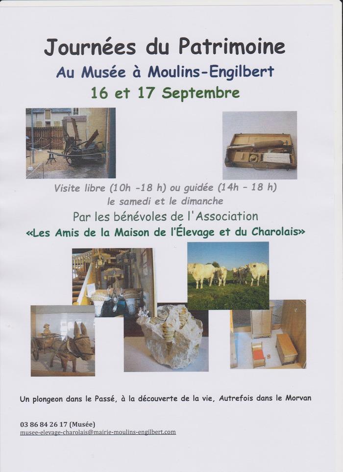 Crédits image : Musée de l'Elevage & du Charolais