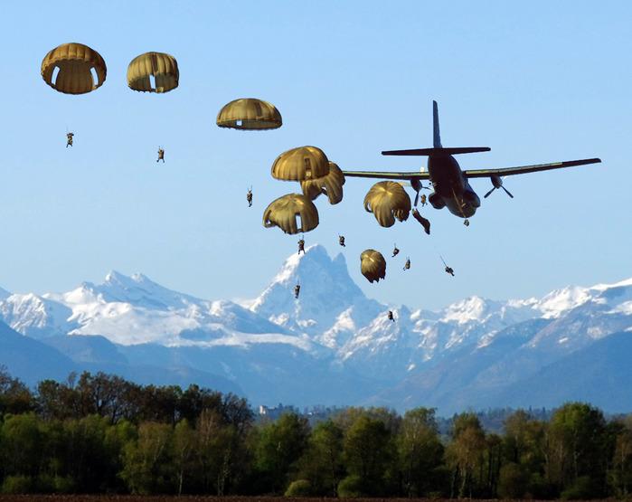Journées du patrimoine 2017 - Découverte du musée des Parachutistes