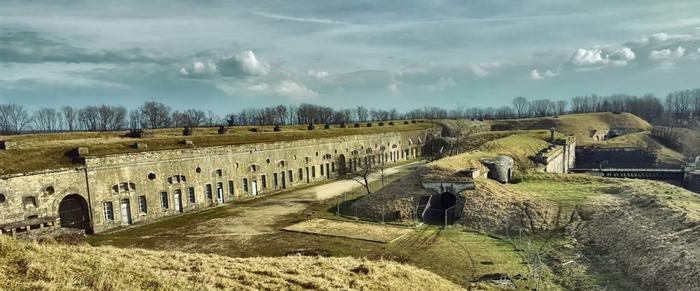 Journées du patrimoine 2018 - Visites guidées du Fort de Bessoncourt