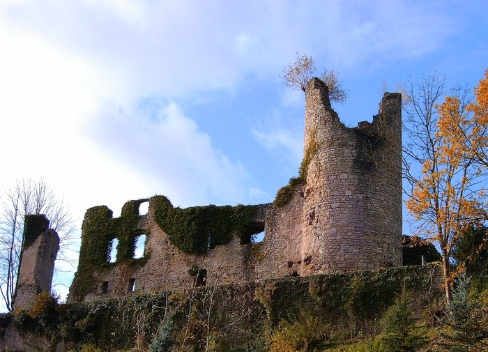 Journées du patrimoine 2018 - Journée du patrimoine à Frauenberg
