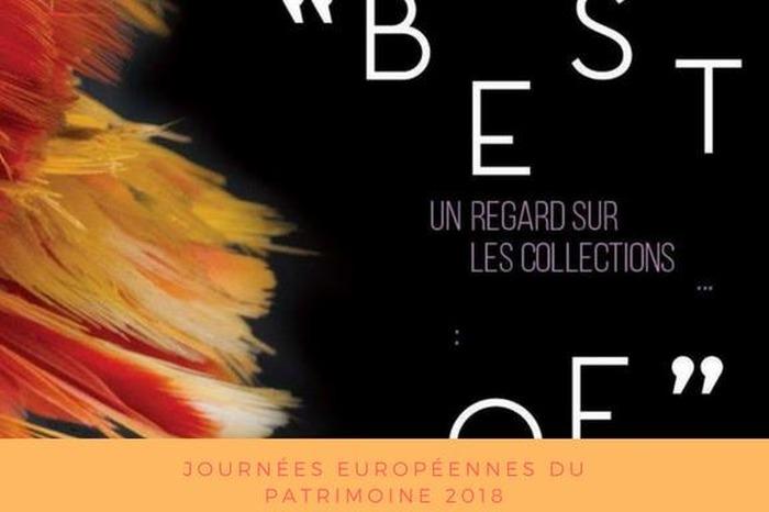 Journées du patrimoine 2018 - À la découverte du musée d'Ethnographie