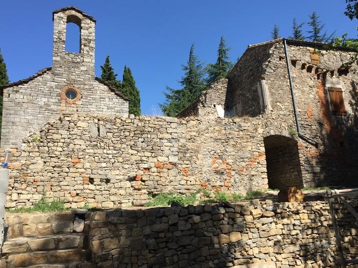 Journées du patrimoine 2017 - Journée Occitane au Prieuré Saint-Martin-de-Cézas