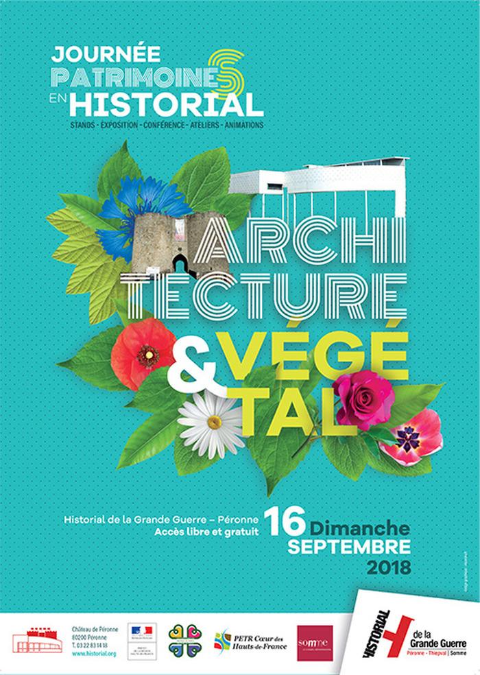 Journées du patrimoine 2018 - Démonstration de profesionnels et passionnés du monde végétal