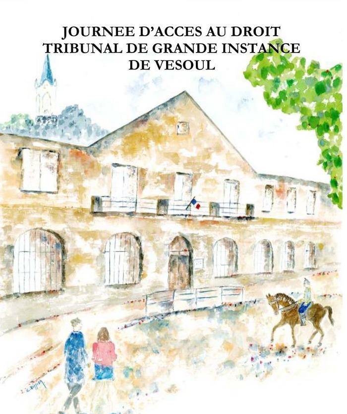 Journées du patrimoine 2017 - Journée portes ouvertes au TGI de Vesoul