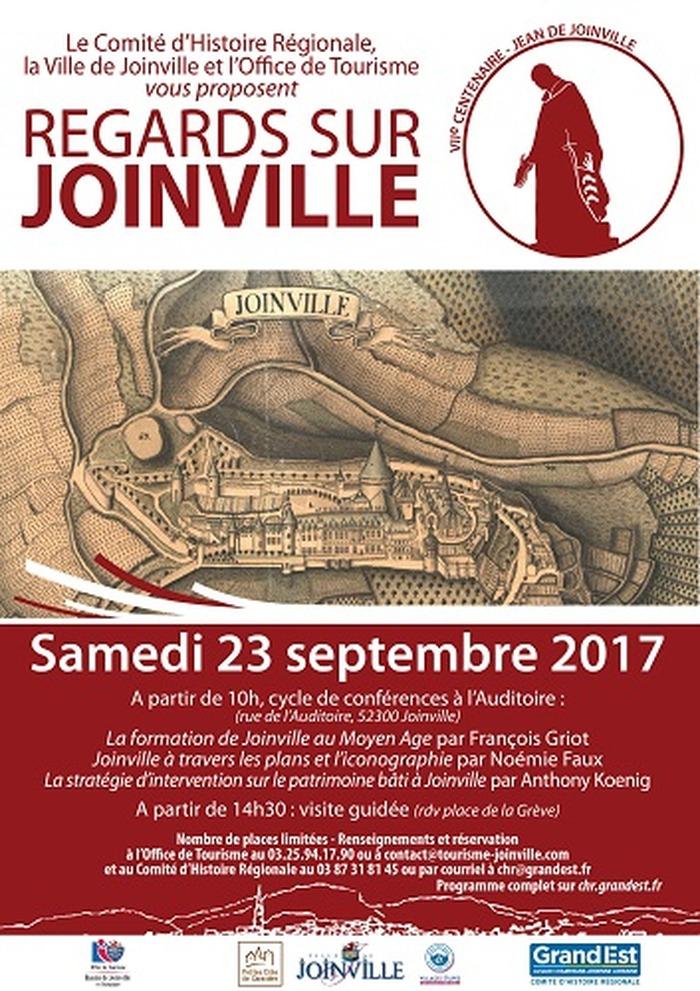 """Journée """"Regards sur Joinville"""""""