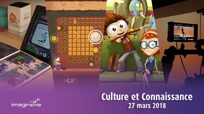 Journée thématique Culture et Connaissance