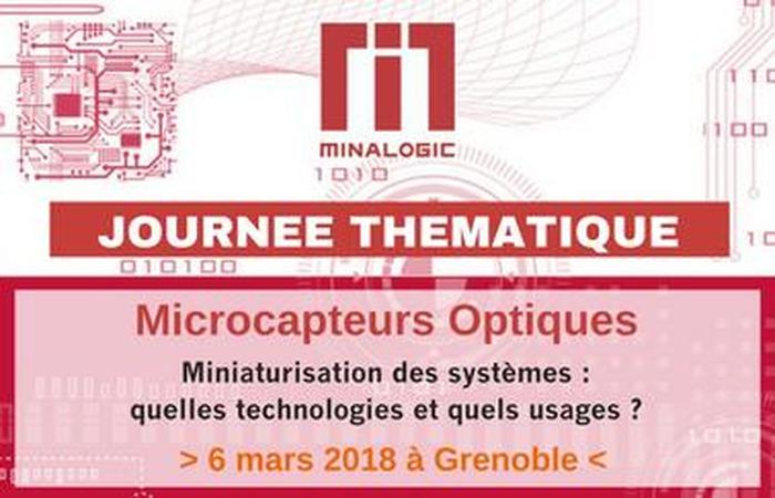 Journée Thématique : Microcapteurs Optiques