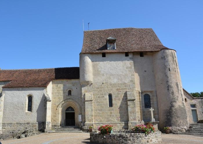 Crédits image : © Église de Glénic