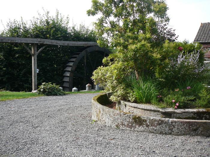 Journées du patrimoine 2017 - Visite libre du moulin de Noron