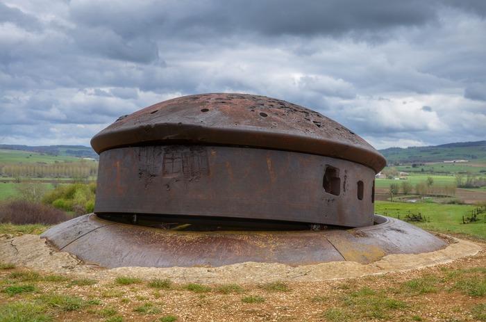 Journées du patrimoine 2017 - Fort de Villy-la-Ferté
