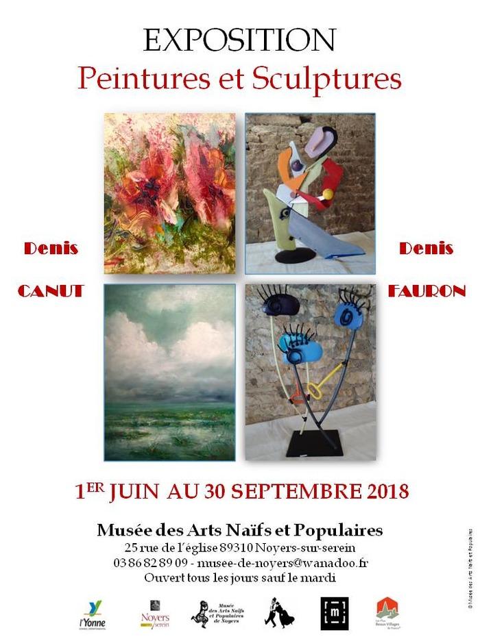Journées du patrimoine 2018 - Stage artistique au musée des Arts Naïfs et Populaires