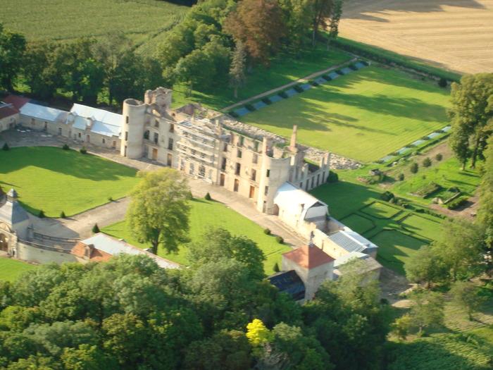 Journées du patrimoine 2018 - Visite libre du château de Villemont.