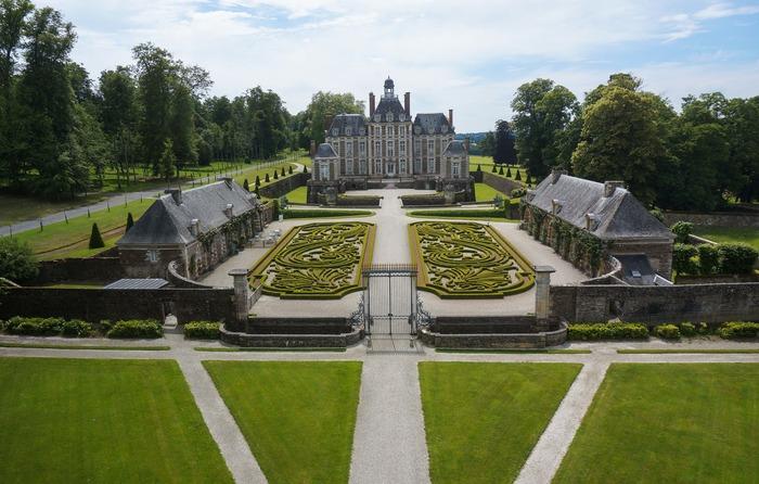 Crédits image : © Château de Balleroy