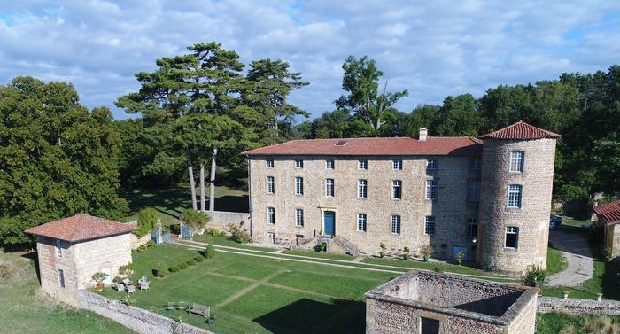 Journées du patrimoine 2018 - Visite commentée du château de Barbarin.