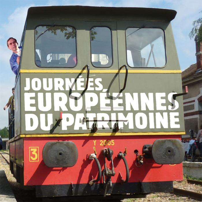 Journées du patrimoine 2017 - Chemin de Fer de la Vallée de l'Eure